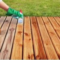 Συντήρηση εμποτισμένης ξυλείας