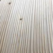 ● Embossed texture on wood