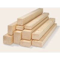 ● Ανεμπότιστη δομική ξυλεία